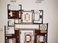 星雨华府毛坯城西板块有需要找我3室2厅1卫88平米60万住宅