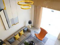 出售多弗 玖号公馆2室2厅1卫68平米买一层送一层共136平朝上60万住宅