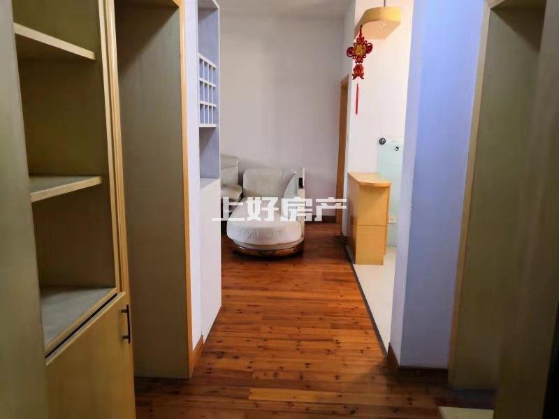 出租秀水豪园2室2厅1卫 南北通透双阳台 家具家电齐全拎包入住
