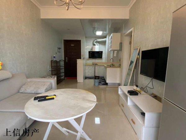 出租黄山元一大观1室1厅1卫60平米1500元/月住宅