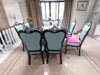 星汇曼谷双拼别墅,稀缺户型,上风上水风水宝地,豪装拎包入住带一百多平院子