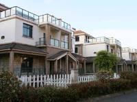 纯别墅群喜居独家房源 博林山庄 5房258平米208万 院子大 看房有钥匙