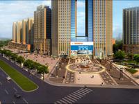 永辉超市旁高端大平层装修写字楼可拓展200露台