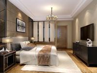 世贸绿洲单身公寓两张床配套齐全