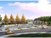玉屏齐云府新汽车站对面大三方毛坯带20平院子,带车位储物间